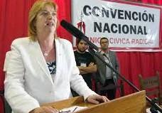 lilia Puig Presidenta Convención nacional